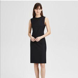 Theory good wool classic work dress size 4